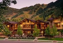 Best Hotels in Aspen Colorado / Sky Hotel Aspen, A Kimpton Hotel, The Innsbruck Luxury Condominiums, The Little Nell,The Gant , The St Regis Aspen Resort,Aspen Meadows , Hotel Jerome, A Rockresort, Hotel Lenado.