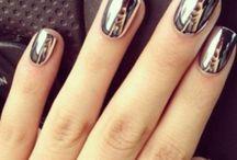 nail polish&rings