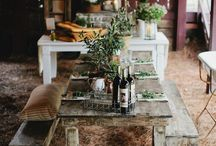 Rabbit Hill Barn Room Inspiration / by Cat Bude