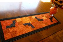 Quilting - Holiday Halloween