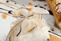 Thai fusion food / Deserts