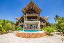 Villa Lisa - Milele Villas Zanzibar / Our private villas Lisa & Tatu in Fukuchani/ Kendwa. Lovingly furnished and far off the beaten track...