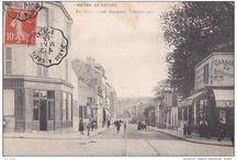 Cartes postales anciennes Paris 20e