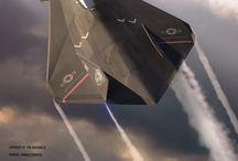 air aviation & war planes