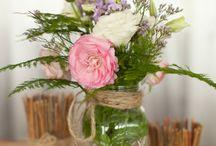 Λουλούδια σε βάζα