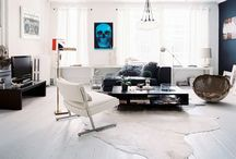 ARCHTKTR // Interior / Scandinavian inspired minimalistic yet colorful and comfortable interior.