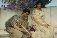 Sir Lawrence Alma-Tadema / by Julia Lundman