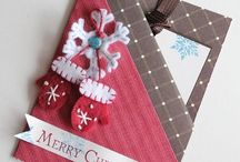Gift card holders / by Andrea Thomas