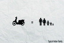Infographics / Interesting and funny facts about people around us.