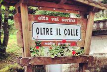 Vakantiebestemming Noord Italie / De Valle Brembana is een authentieke vallei in de provincie Bergamo (Lombardije, Noord Italië) met middeleeuwse dorpen, historische handelsroutes en streekcultuur.