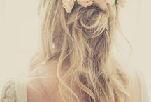 μαλλιά νύφης