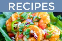 Delicious Paleo Recipes to Try / Tons of great paleo recipes that feature breakfast, lunch, dinner, snack, and dessert recipes made from whole foods. Never run out of Paleo meal ideas again!