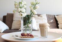 Lieblingsblumen / Pins mit Japanrosen, Ranunkeln und Rosen