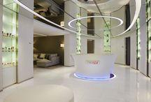Interior + spa