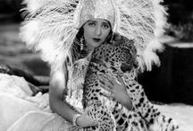 Burlesque Legends and Hollywood Screen Stars