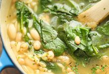 Cozy Soups / Scrumptious soups to keep you warm.