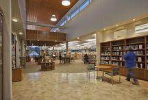 Crozet Library / Charlottesville, Virgina. PRODUCTS: TMC, Arcadia, Versteel, Mity Lite, Allsteel, ERG, Allermuir, JSI, Peter Danko, Carolina, Arnold Kolax, HON.