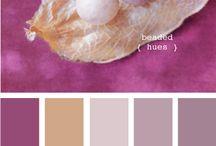 Colorschemes / by Kimberly Pitt