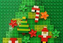 Christmas AF / Fun, easy, cool Christmas DIY's and ideas that your kids will remember for always.