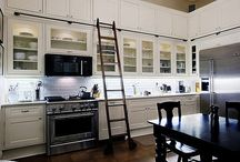 Kitchen, Pantry, & Dining / by Holly Peschken