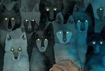 our inner wolf / spirituality