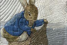 Beatrix Potter Quilt