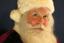Yes Virginia There is a Santa Claus / I still believe in the magic of Santa.  / by Anita Self