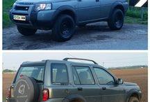 wheels LandRover Freelander
