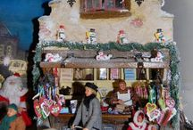 Weihnachtsmarkt / 1zu12