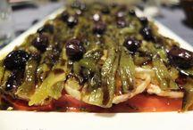 Lunchtime O Chardinet / Nuestros desayunos y cenas son elaborados con productos locales y ecológicos.