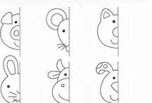 Dibujos simetría