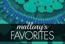 Mallorys Favorites / Mallory's top pics, inspiration and styles!
