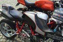 maradacustoms / Motorcycle, motorbike, ducati