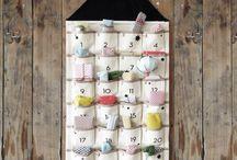 Calendario de adviento 2014 / Nuestras propuestas de regalo para esta Navidad 2014