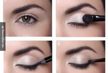 Augen-make-up