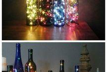 világitos boros üveg