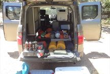 Gussy Up Your Camping Rig (on a budget) / camping gear, car camping, road trips, camping tips, outdoors for seniors, senior travel, budget travel, car tips, car hacks, van camping, Make The Most Of Your National Park Senior Pass