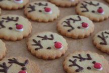 jule mad og kager