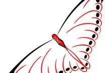 Vectorial Butterfly / Corel Draw