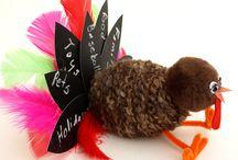 Thanksgiving Crafts / by CraftsnCoffee