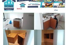 Home Experts Maintenance Services Gallery / Gallery of Services offered by the Home Experts