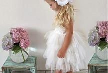 Flower Girl stuff