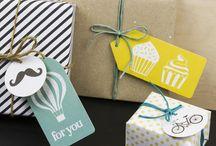 Muumuru pakettikortit / gifttags / Muumuru pakettikortit / gifttags