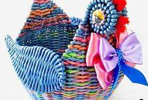 Курочкин плетеные