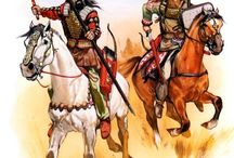 Steppe warriors / Terror from the east