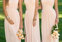 bridesmade dresses