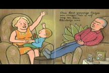 thema Voor altijd jong / Opa en oma