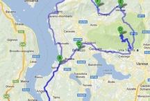 La Lombardia in moto / Turismo e mototurismo lungo le strade della regione Lombardia. Paesaggi e tradizioni