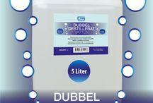 Dubbel-Destillerat vatten - Gelest AB / Dubbel-Destillerat vatten av livsmedelskvalitet. Dricksvatten håller 30 uS renhet. Destillerat vatten håller typiskt 2-3 microSiemens (uS) renhet. Vi garanterar en renhet på under 1,9 microSiemens (uS). Innehåll: Dubbel-Destillerat vatten av livsmedelskvalitet.