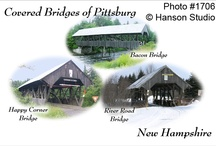Covered Bridges / by Susan Walsh
